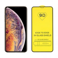 Apple iPhone 12 9D Tempered Glass Screen Protector For