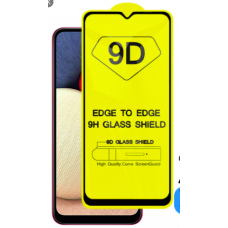Samsung Galaxy A02s 9D Tempered Glass Screen Protector