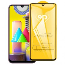 9D Tempered Glass Screen Protector For Samsung Galaxy M31s