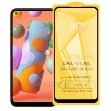 9D Tempered Glass Screen Protector For Samsung Galaxy M11