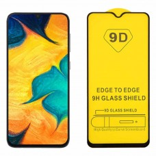 Samsung Galaxy A20 9D Tempered Glass Screen Protector