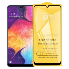 Samsung Galaxy A30 9D Tempered Glass Screen Protector