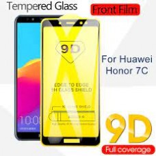 Huawei Honor 7C 9D Tempered Glass Screen Protector
