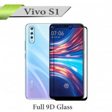 Vivo S1 9D Tempered Glass Screen Protector